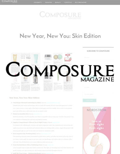 Appriya is featured in Composure Magazine!
