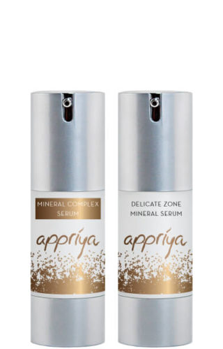 Appriya 2 Set Serum Product Bundle