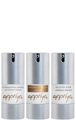 Appriya skincare travel size 3 set bundle
