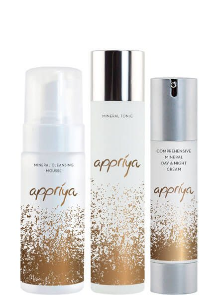 Appriya Product Collection Cleanse Replenish