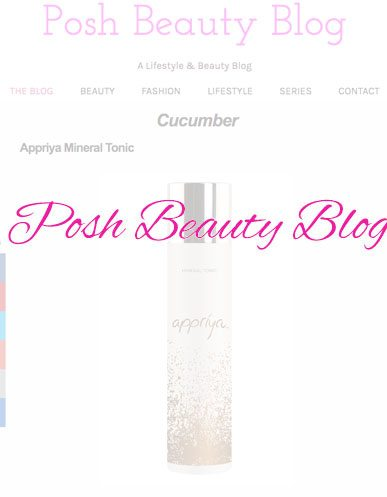 Appriya Skincare Press-Posh Beauty Blog